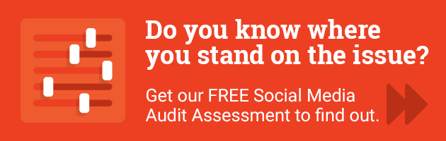 Spring FREE Social Media Audit Assessment