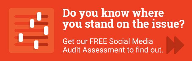 Spring FREE Social Media Audit Assessment
