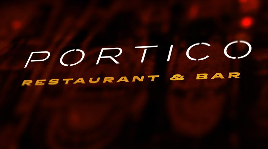 Portico Identity Spring Media